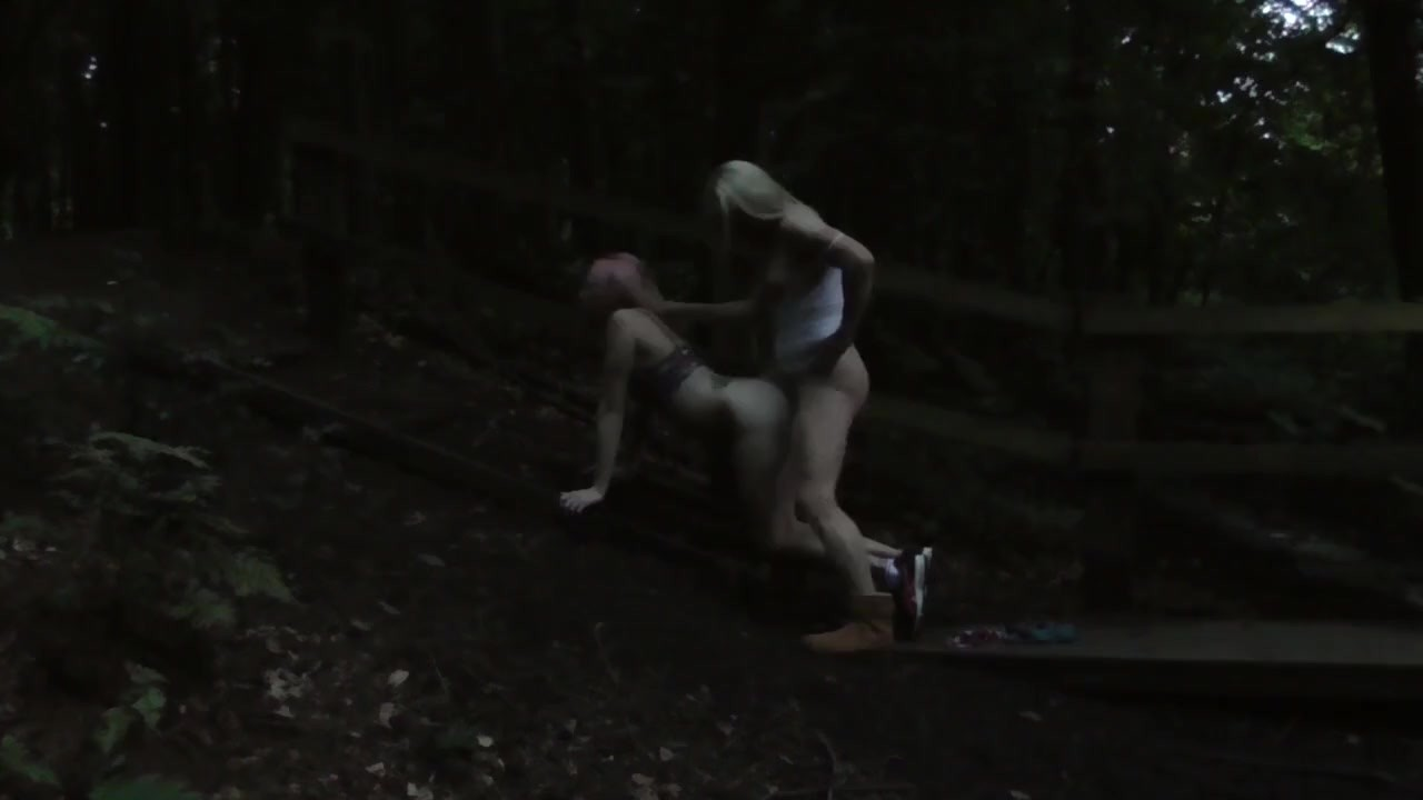 If you go to the woods tonight, bareback anal is on the cards- Shemale download