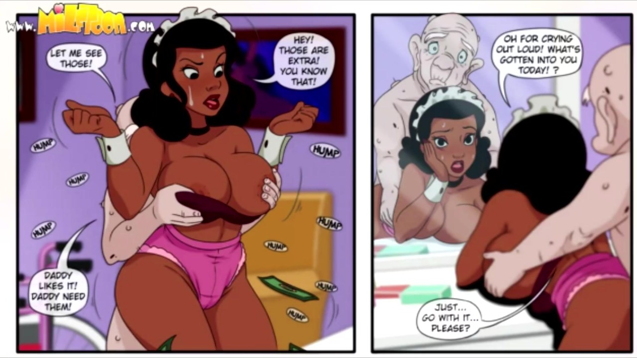 Milftoon Porn Cartoon 2. Nurse's special treatment for grandpa video