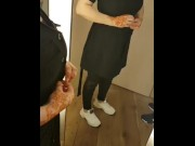Step mom risky public changing room part. 3 download