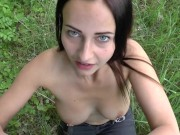 Amateur Public Fucking – Ewelina from Poland fucked next to A4 Highway porn