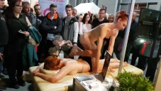 Public massage at Prague erotic festival download