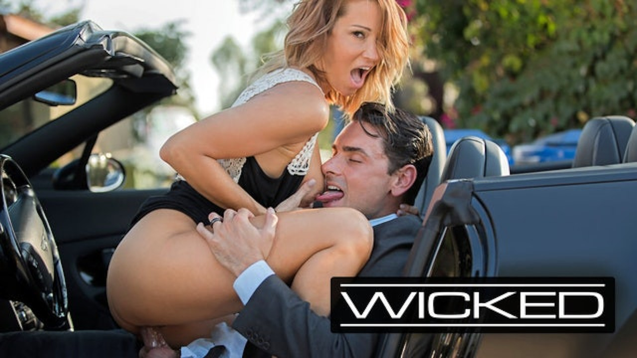 jessica drake Has HOT Erotic Car Sex – WICKED PICTURES video