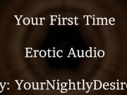 I'll Be Gentle Virginity Kissing Aftercare (Erotic Audio For Women) video