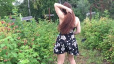 Outdoor Controlled Orgasm In Public Raspberry Patch | Lexa Lite download