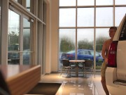 Car Dealership striptease for free