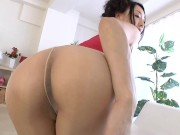 Miho Weak To Caress Pantyhose Fetish video