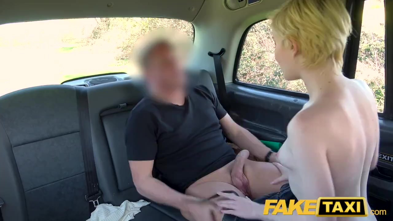 Fake Taxi Hot Mature Guy Eats Hairy Pussy And Creampies Blonde Horny Student porn